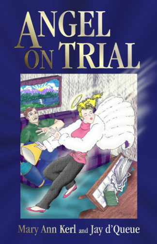 Angel on Trial cover