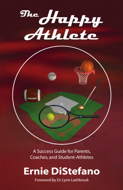 The Happy Athlete cover