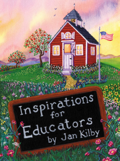 Inspirations for Educators cover