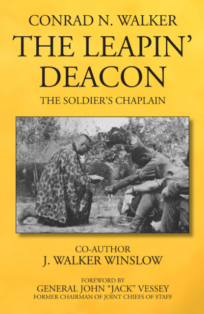 The Leapin' Deacon cover