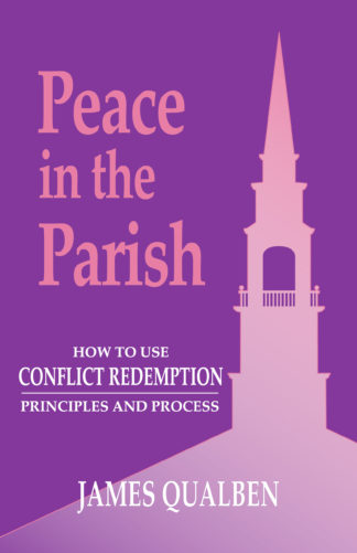Peace in the Parish cover