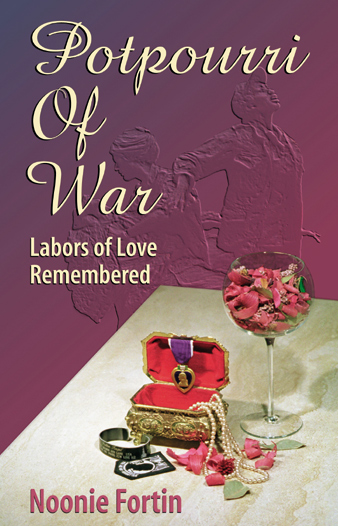 Potpourri of War cover