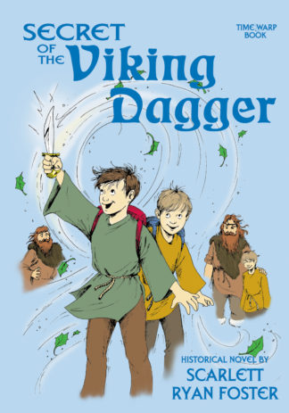 Secret of the Viking Dagger cover