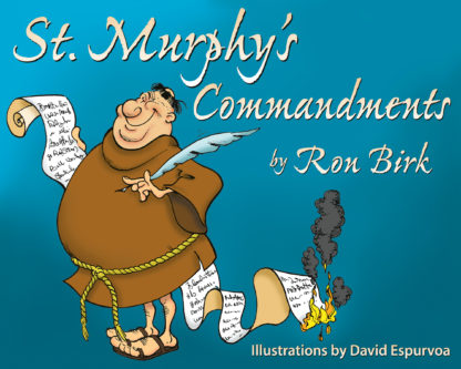 St. Murphy's Commandments cover