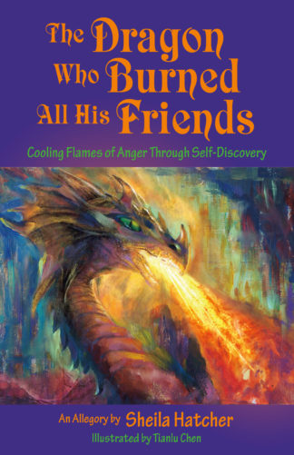 The Dragon Who Burned All His Friends cover