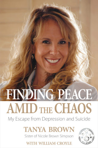 Finding Peace Amid the Chaos cover
